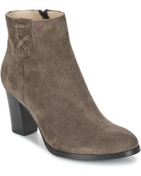Paul & Joe - Walle Women's Low Ankle Boots In Brown - Lyst