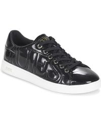 Guess - Cestin Women's Shoes (trainers) In Black - Lyst