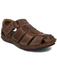 Pikolinos - Tarifa 06j-5433 Men ́s Fisherman Sandals Men's Sandals In Brown - Lyst