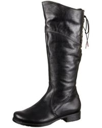 Think! - Denk Women's High Boots In Black - Lyst