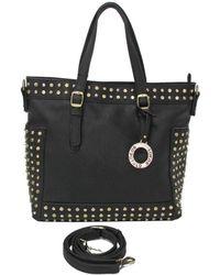Loeds - Bolso Nina Poli Women's Handbags In Black - Lyst