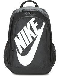 55633c1373 Nike - Hayward Futura 2.0 Women s Backpack In Black - Lyst
