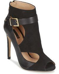 SuperTrash - Amber Women's Sandals In Black - Lyst