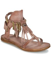 A.S.98 - Ramos Women's Sandals In Pink - Lyst