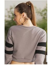 Infinie Passion - Pullover 00w029099 Women's Sweatshirt In Green - Lyst