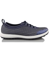 Rockport - Wash Laceup Women's Shoes (trainers) In Blue - Lyst