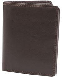 Visconti - - Men's Purse Wallet In Brown - Lyst
