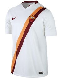 the latest 3ff0f 4df45 Nike - 2014-15 Roma Away Shirt (pjanic 15) Mens T Shirt In