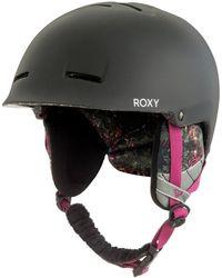 Roxy - Avery - Casco De Snowboard/esqu? Women's Sports Equipment In Black - Lyst