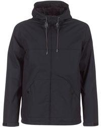 Quiksilver - Wanna Sherpa Men's Jacket In Black - Lyst