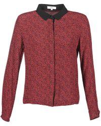Suncoo - Leone Women's Shirt In Red - Lyst