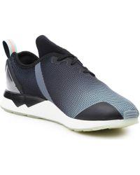 64c57d40b adidas - Zx Flux Adv Asym S79055 Men s Shoes (trainers) In Multicolour -  Lyst