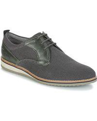 Bugatti - - Men's Casual Shoes In Grey - Lyst