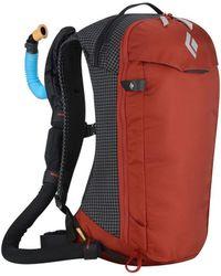 Black Diamond - Dawn Patrol15 Women's Backpack In Red - Lyst