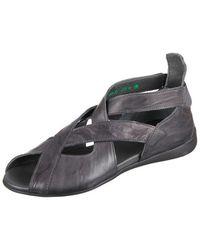 Think! - Jaeh Vulcano Capra Rustico Veg Women's Sandals In Multicolour - Lyst
