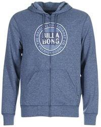 Billabong - Danapoint Men's Sweatshirt In Blue - Lyst