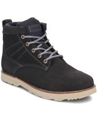 Quiksilver - Gart Men's Mid Boots In Multicolour - Lyst