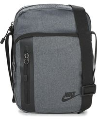 dc52c9aef3fe Nike Core Small Items 3.0 Men s Pouch In Grey in Gray for Men - Lyst