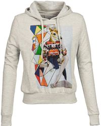 ELEVEN PARIS - Sunabiche Hc Women's Sweatshirt In Grey - Lyst