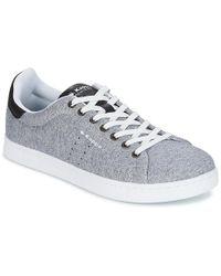 En Palvela 3 Hommes Gris Chaussures nkX80wOP