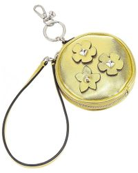 Guess - Rwm663 11010 Keyring Accessories Yellow Men's In Yellow - Lyst