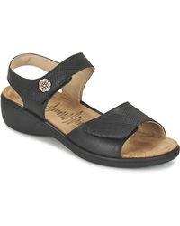 Romika - Mainau 15 Women's Sandals In Black - Lyst