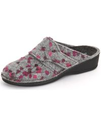 Finn Comfort - Andermatt Lightgrey Rembrandt Women's Clogs (shoes) In Multicolour - Lyst