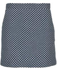 Suncoo - Fauve Women's Skirt In Blue - Lyst