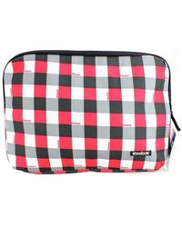 Reebok - Dch Chec Men's Cosmetic Bag In White - Lyst