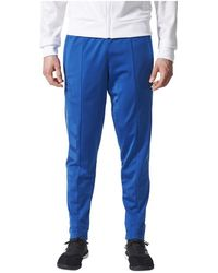 adidas - Real Madrid Li Pant hommes Jogging en bleu - Lyst