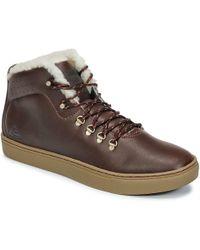 Quiksilver - Jax M Shoe Xccc Men's Mid Boots In Brown - Lyst