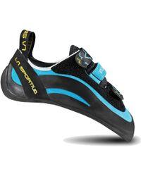 La Sportiva | Miura Vs Womens Men's Shoes (trainers) In Black | Lyst