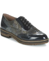 Tamaris - Demou Women's Casual Shoes In Black - Lyst