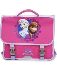 Disney - Reine Des Neiges Cartable 38cm Girls's Briefcase In Pink - Lyst