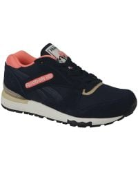 Reebok - Gl 6000 Outcolor Women's Shoes (trainers) In Multicolour - Lyst
