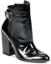 Paul & Joe - Marcela Women's Low Boots In Black - Lyst