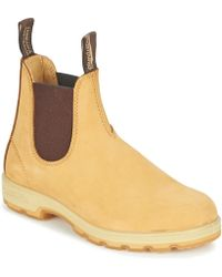 Blundstone - Comfort Boot Men's Mid Boots In Beige - Lyst