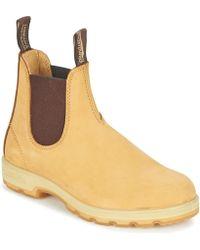Blundstone - Comfort Boot Women's Mid Boots In Beige - Lyst