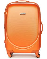 David Jones - Marquis 65 Women's Hard Suitcase In Multicolour - Lyst