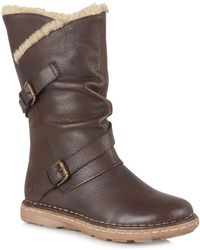 Lotus - Jolanda Womens Casual Boots Women's High Boots In Brown - Lyst