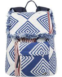 Roxy - Mochila Feeling Latino Women's Backpack In Blue - Lyst