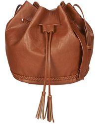 Billabong - Berkshire Women's Shoulder Bag In Brown - Lyst