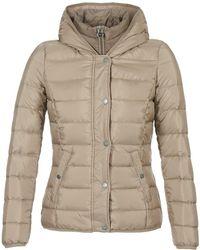S.oliver - Mariz Women's Jacket In Beige - Lyst