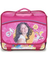 Disney - Soy Luna Cartable 38cm Girls's Briefcase In Pink - Lyst