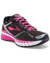Brooks Brothers - Aduro 3 Women's Running Trainers In Black - Lyst