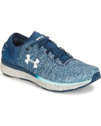Under Armour - Ua W Charged Bandit 3 Women's Running Trainers In Blue - Lyst