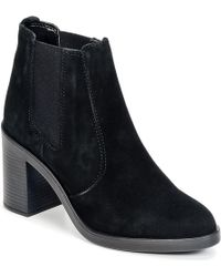 Esprit - Shane Tg Bootie Women's Low Ankle Boots In Black - Lyst