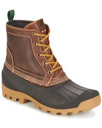 Kamik | Yukon 5 Men's Mid Boots In Brown | Lyst