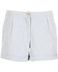 Betty London - Gudu Women's Shorts In White - Lyst