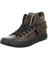 British Knights - Roco Women's Shoes (high-top Trainers) In Brown - Lyst